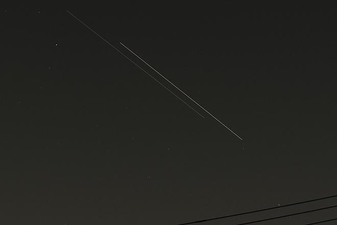 ISSとSTS-132